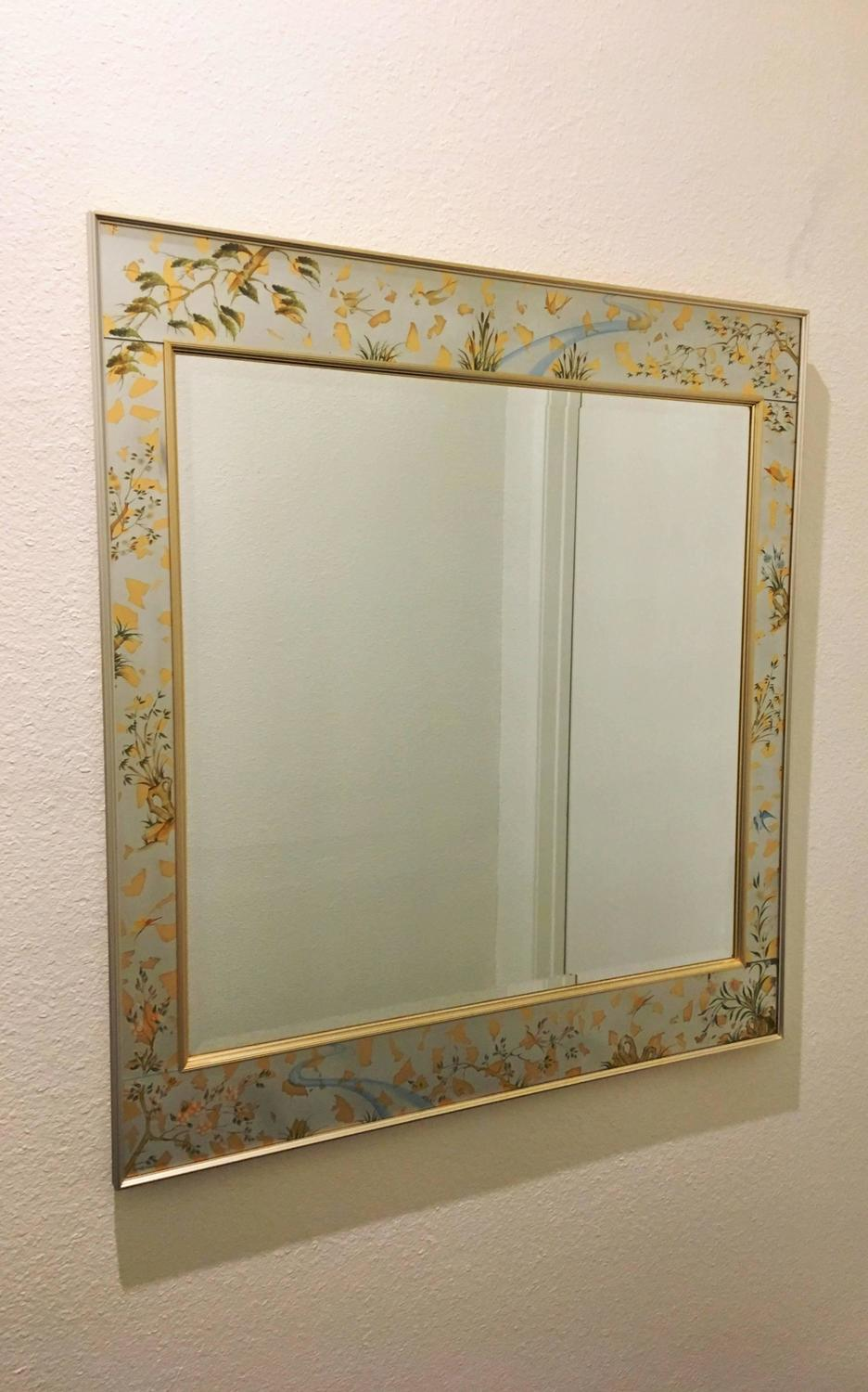 Large Beveled Mirrors For Sale