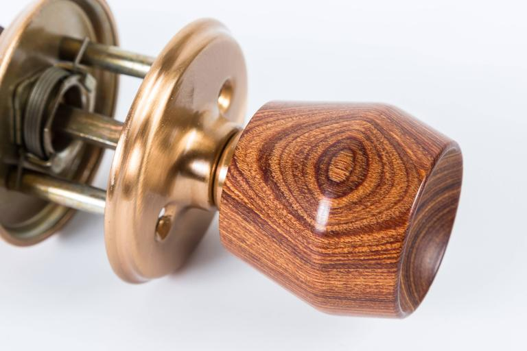 Russwin Door Knob Passage Set At 1stdibs