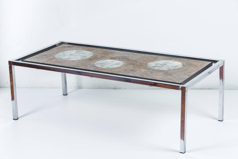 Belgian Juliette Belarti Coffee Table For Sale