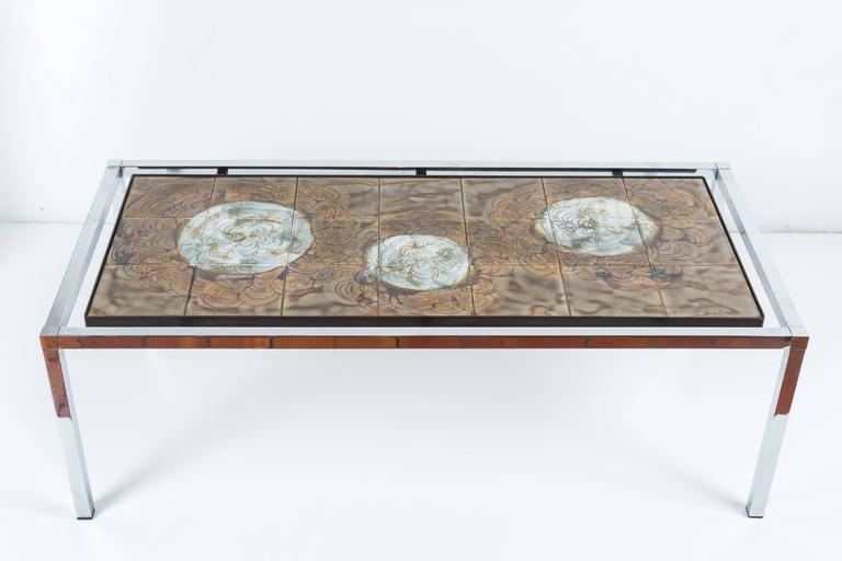 Juliette Belarti Coffee Table In Excellent Condition For Sale In Los Angeles, CA