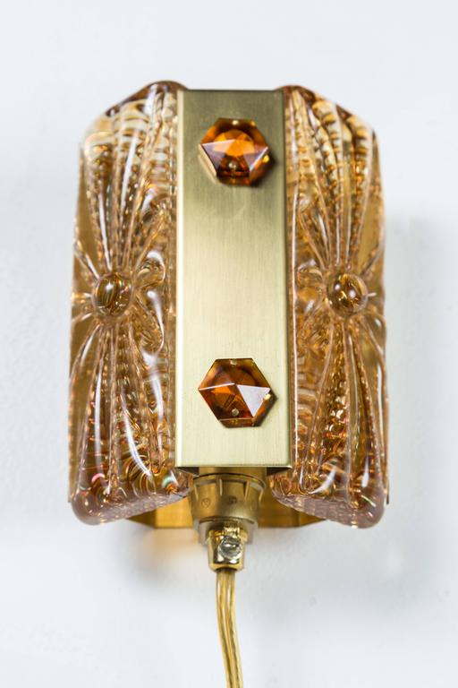 Pair of Belgian Sconces In Excellent Condition For Sale In Los Angeles, CA