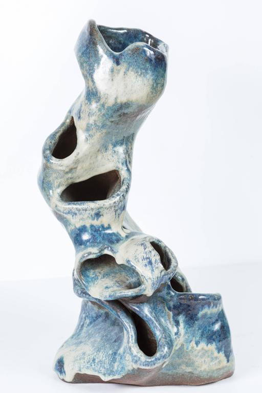 American Ceramic Fountain For Sale