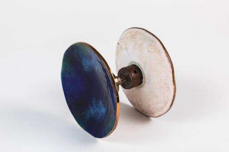 Set of Italian Doorknobs by Paolo De Poli 5