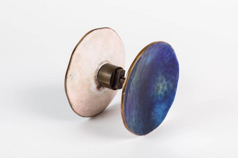 Set of Italian Doorknobs by Paolo De Poli 7