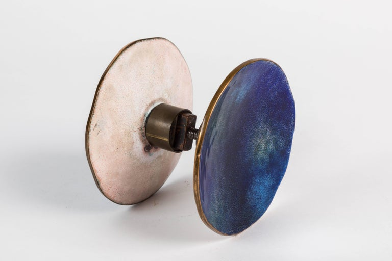 Set of Italian Doorknobs by Paolo De Poli 6