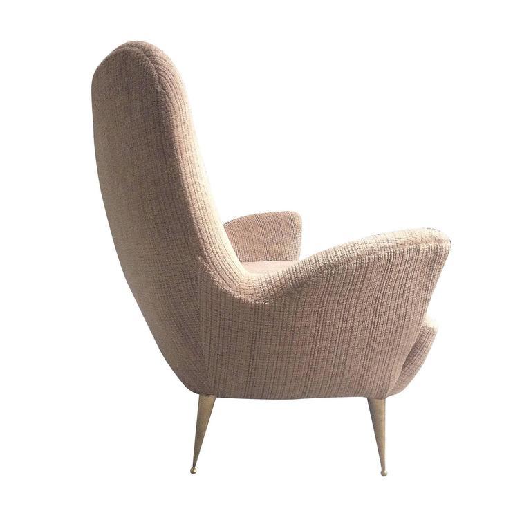 Mid-20th Century 1950s Italian Lounge Set For Sale