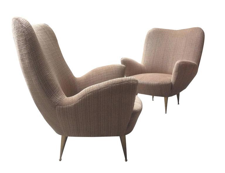 1950s Italian Lounge Set For Sale 1