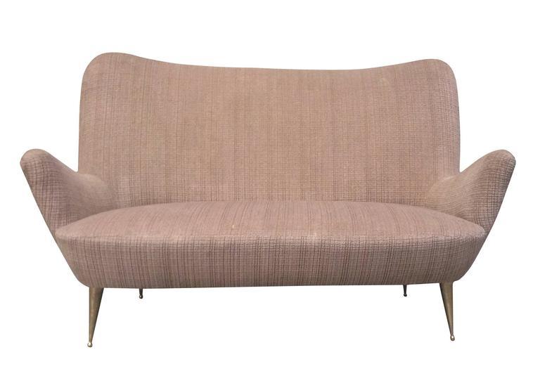 1950s Italian Lounge Set For Sale 2
