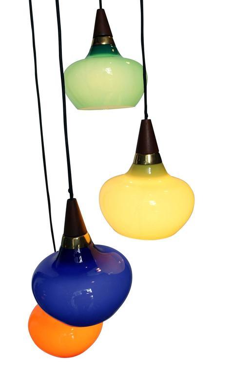 1950s Danish Light Suspension For Sale 3
