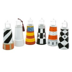 Aldo Rossi for Rosenthal Lighthouses