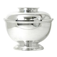 Tiffany & Co. Sterling Covered Ice Bucket