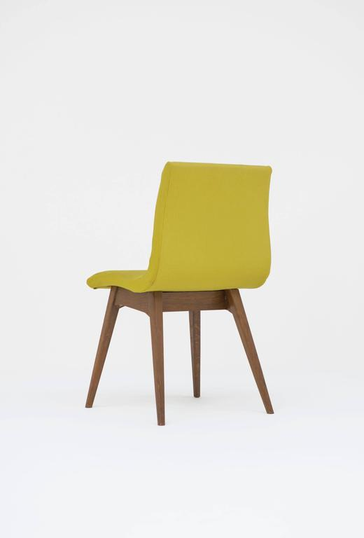 Set of Six Chairs C59 by René Jean Caillette, Charron Edition, 1960 3