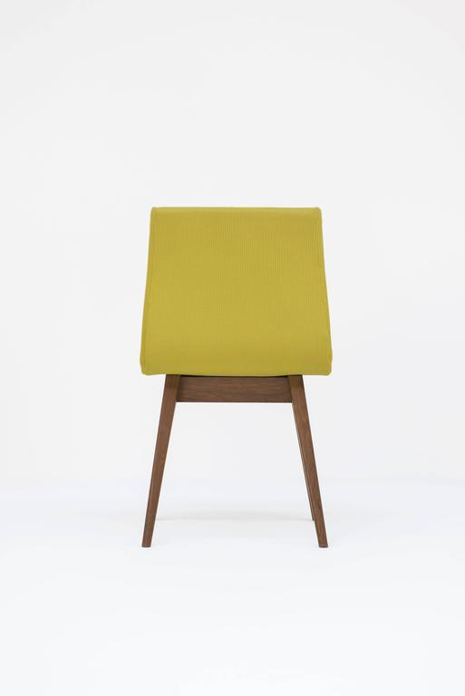 Set of Six Chairs C59 by René Jean Caillette, Charron Edition, 1960 4
