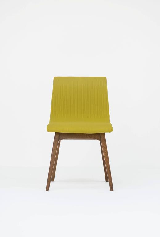 Set of Six Chairs C59 by René Jean Caillette, Charron Edition, 1960 6