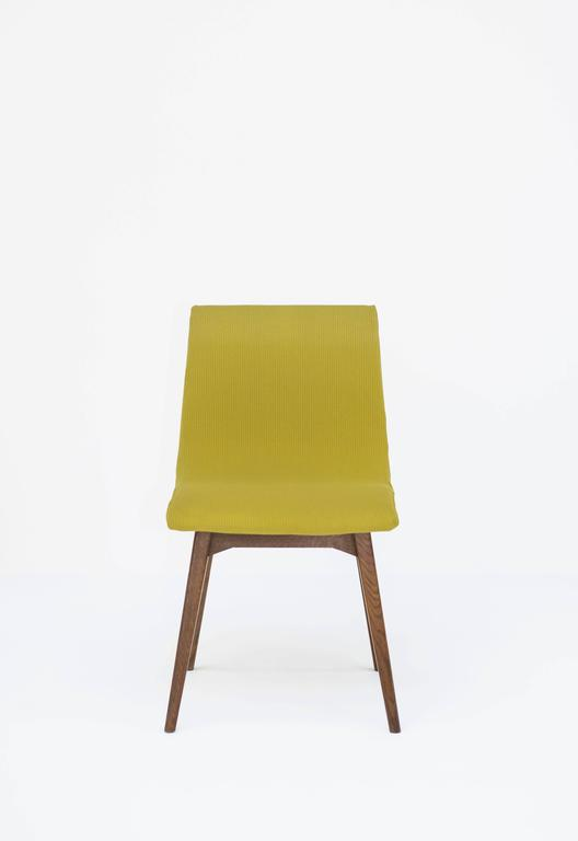 Set of Six Chairs C59 by René Jean Caillette, Charron Edition, 1960 8