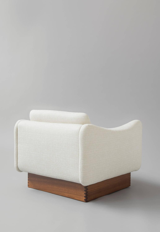 pair of armchairs teckel michel mortier steiner. Black Bedroom Furniture Sets. Home Design Ideas