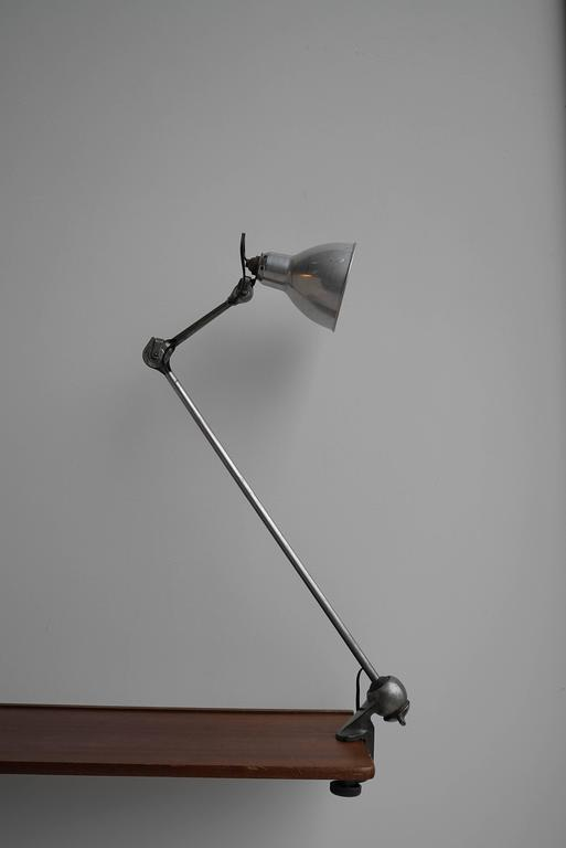 Lampe Gras No. 201 Table Lamp, France circa 1930  In Excellent Condition For Sale In Den Haag, NL