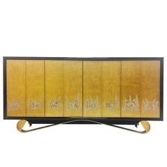 Cassetto Sideboard by Jean de Merry