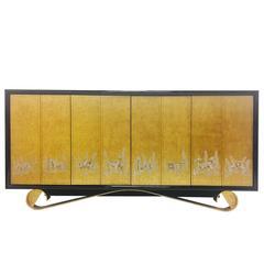 Cassetto Sideboard by Jean de Merry