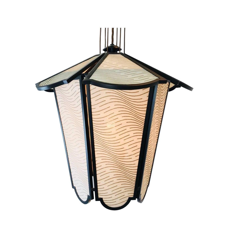 Fortuny scheherazade three tier venetian ivory silk chandelier at fortuny lozenge silk lantern pendant by lutyens arubaitofo Images
