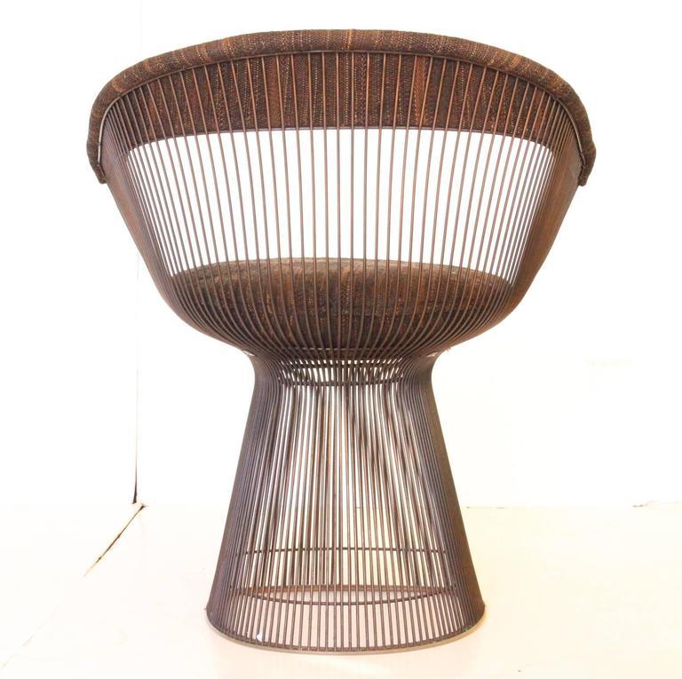 Platner Dining Chair A Set Of Four Warren
