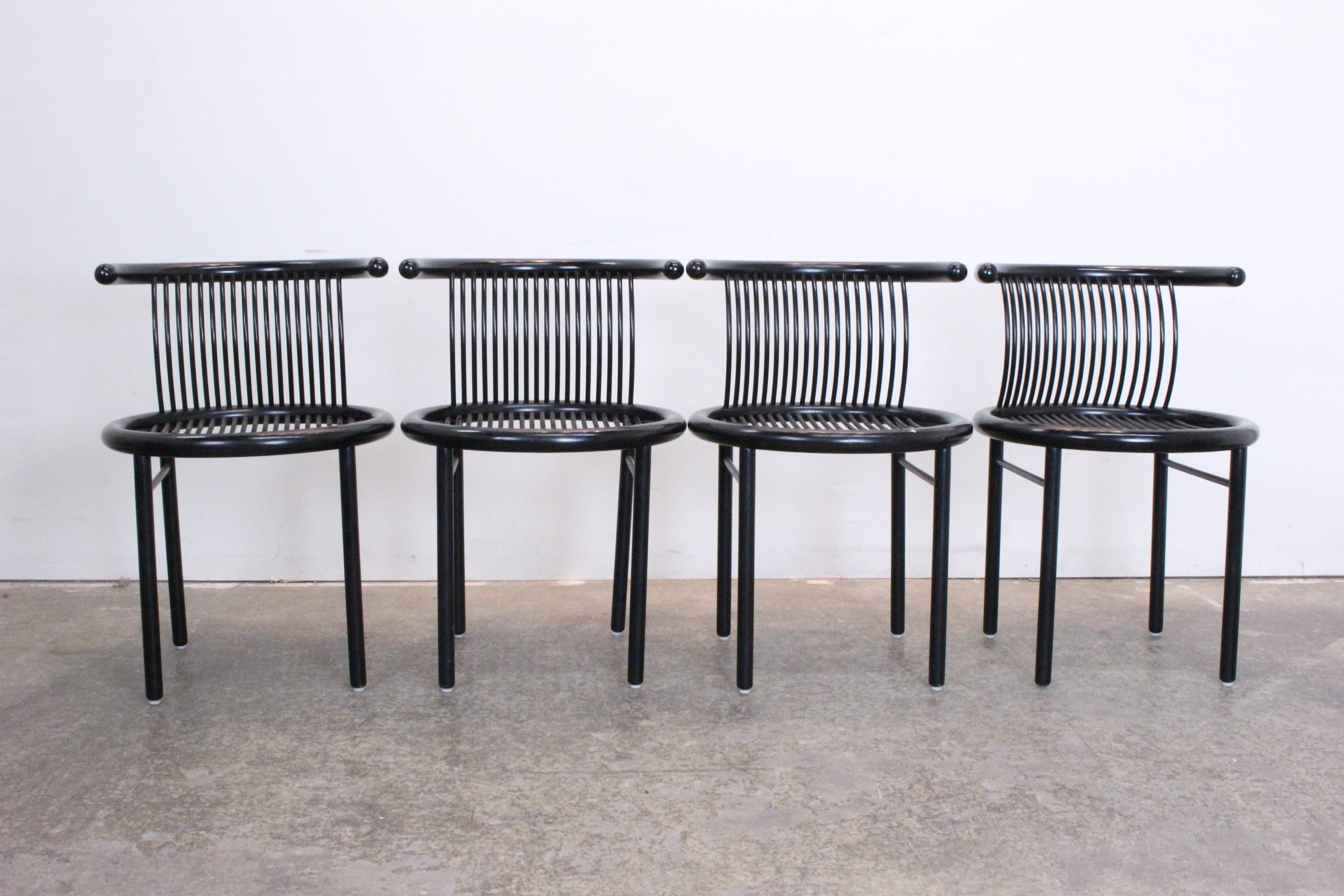Rare Mid Century Chairs and Table by LuŒË†bke For Sale at 1stdibs