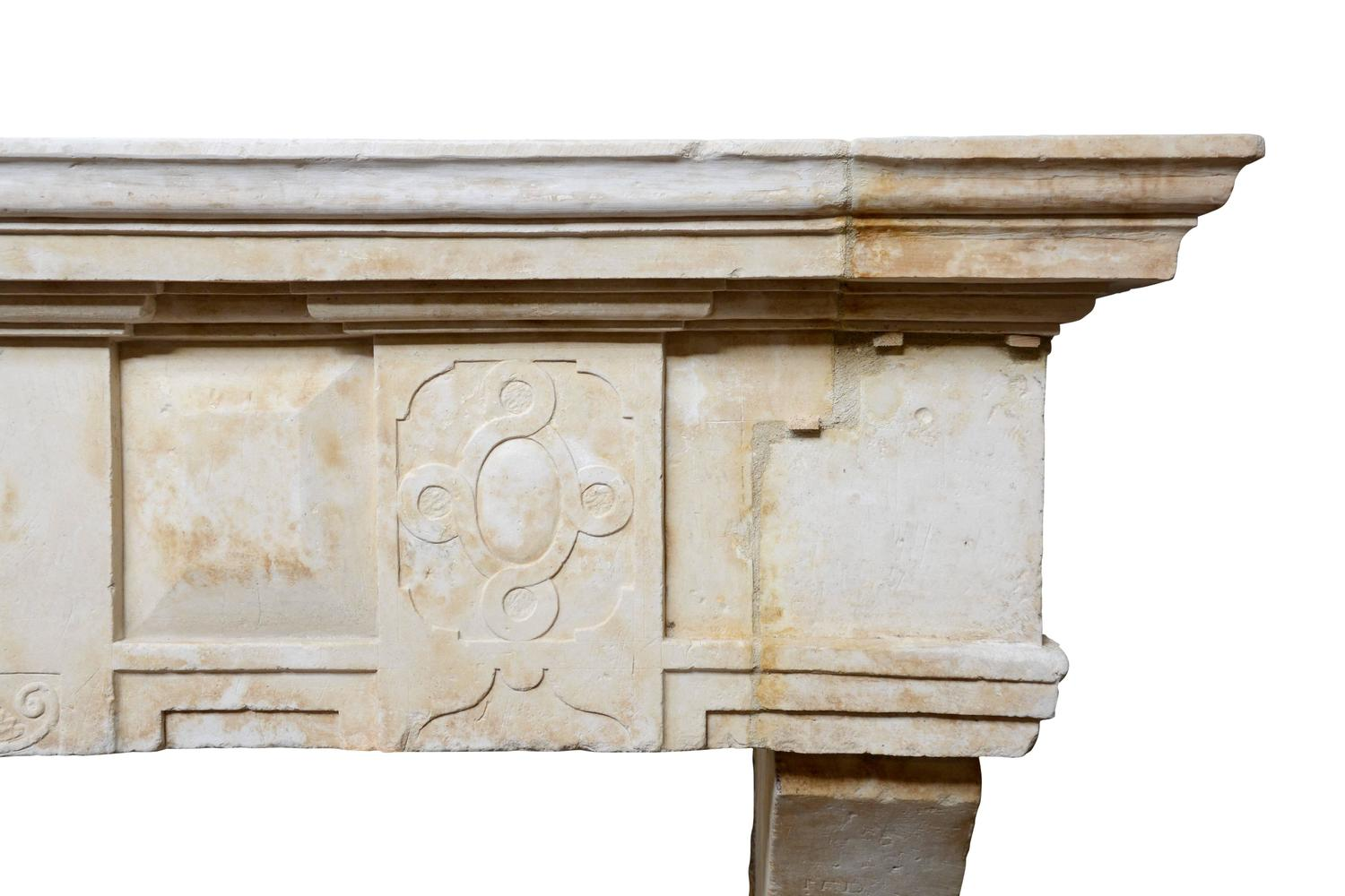 Renaissance Period Stone Fireplace 16th Century For Sale At 1stdibs