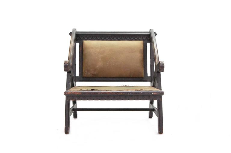 19th Century Chair Designed by H. H. Richardson For Sale