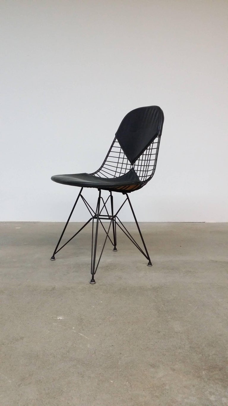 Early Charles Eames DKR-2 For Sale at 1stdibs