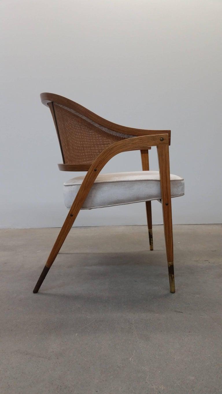 Mid-Century Modern Pair of Dunbar Chair For Sale