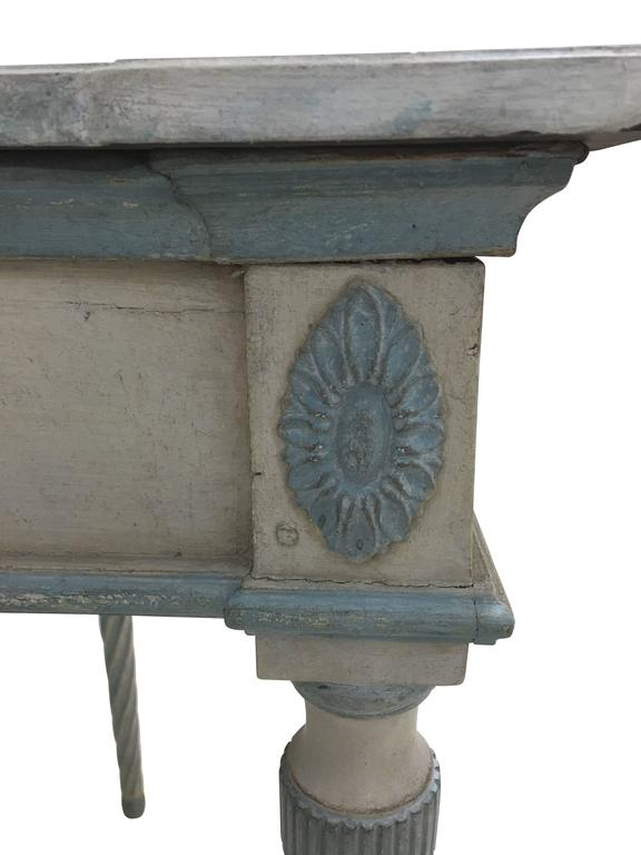 Early 19th Century Gustavian Console For Sale 3