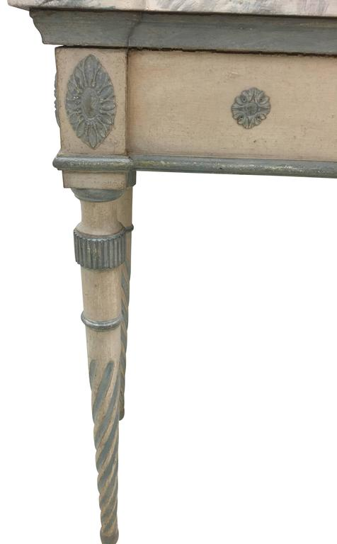Early 19th Century Gustavian Console For Sale 2