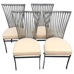 Set of 8 Mid-Century Dining Chairs