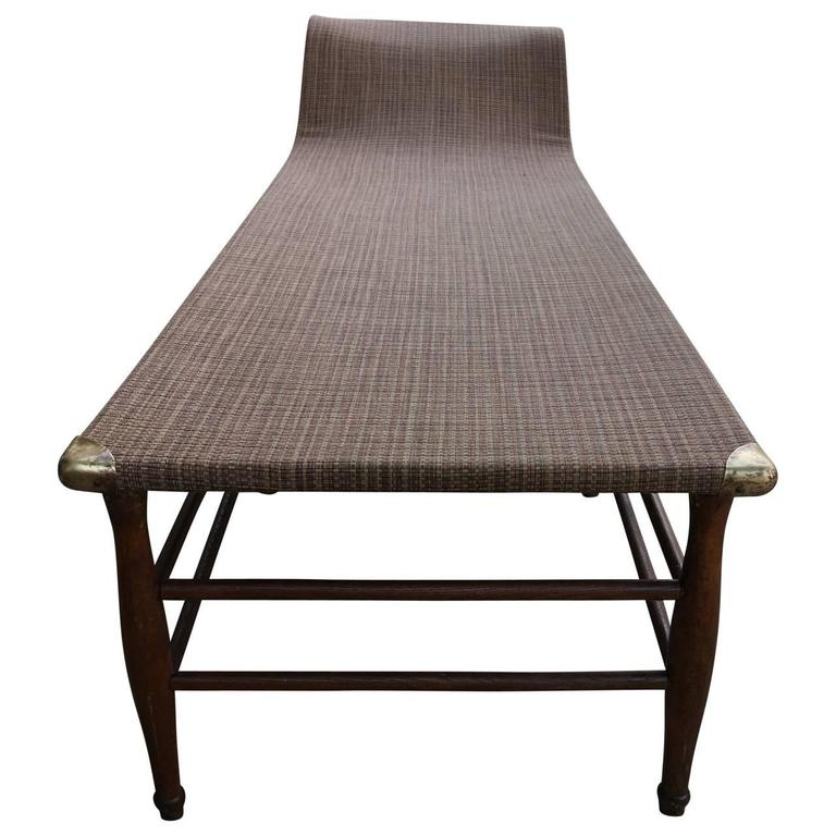 English chaise lounge at 1stdibs - Chaise longue in english ...