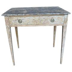 Late 18th Century Gustavian End Table