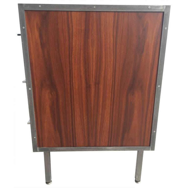 American Rare Florence Knoll Chest of Drawers