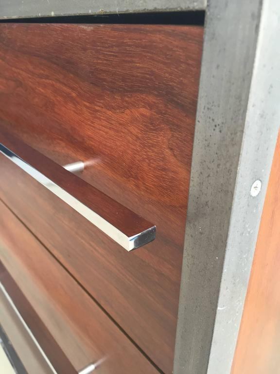 Rare Florence Knoll Chest of Drawers 2