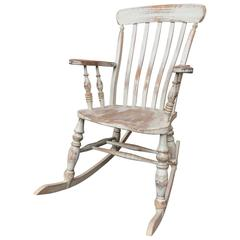 Gustavian Rocking Chair, Sweden