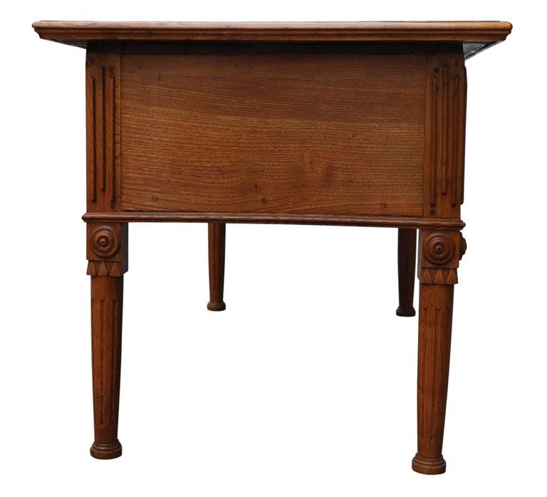 Danish 18th Century Writing Desk By Royal Architect C. F. Harsdorff For Sale 1