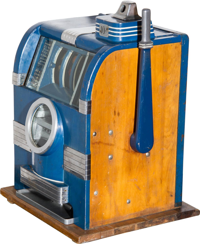 caille cadet 1 cent slot machine