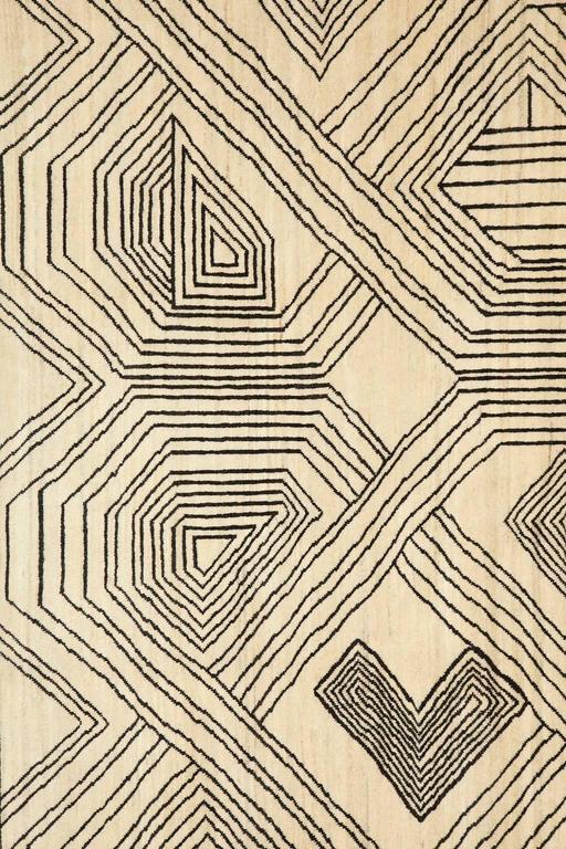 Contemporary Orley Shabahang Signature Carpet