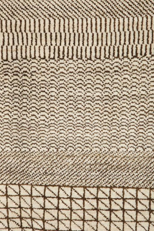 Orley Shabahang Signature Carpet In Handspun Wool And