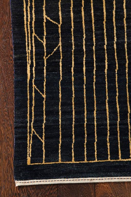 Orley Shabahang Signature Persian Carpet in Handspun Wool and Vegetable Dyes For Sale 2