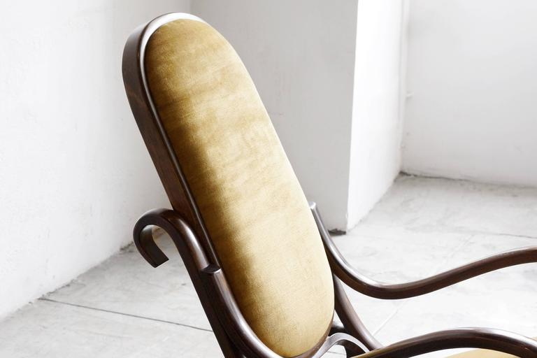 this thonet style bentwood rocking chair is no longer available