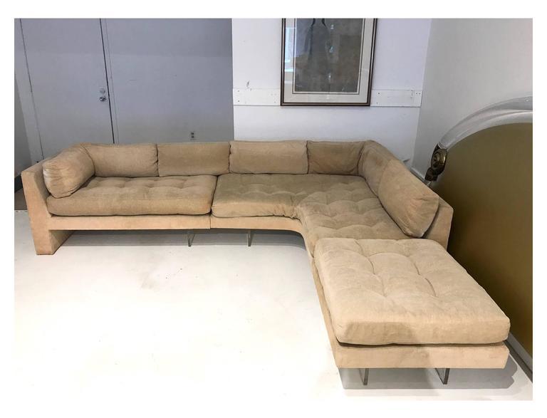 Omnibus Sectional Sofa Vladimir Kagan 3