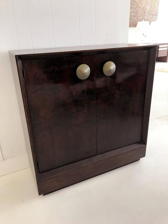 Art Deco Paldao cabinet/bookcase by Gilbert Rohde Herman Miller 3