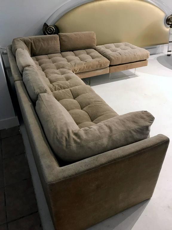 Omnibus Sectional Sofa Vladimir Kagan 5