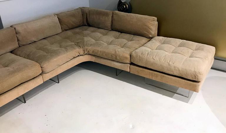 Omnibus Sectional Sofa Vladimir Kagan 6