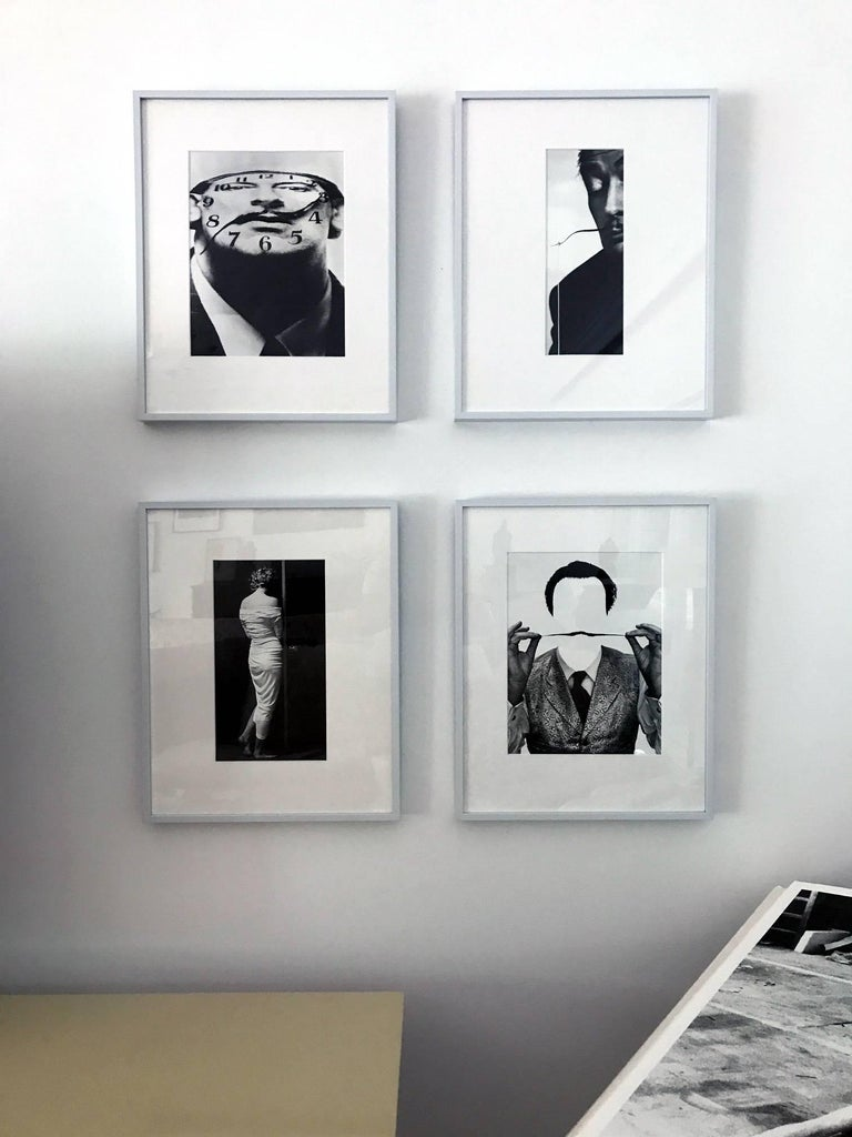 Modern Dali Photograph by Philippe Halsman