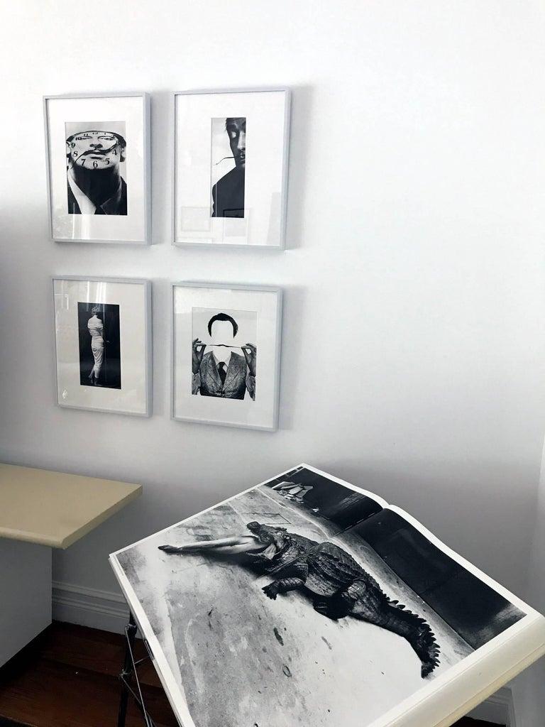 American Dali Photograph by Philippe Halsman